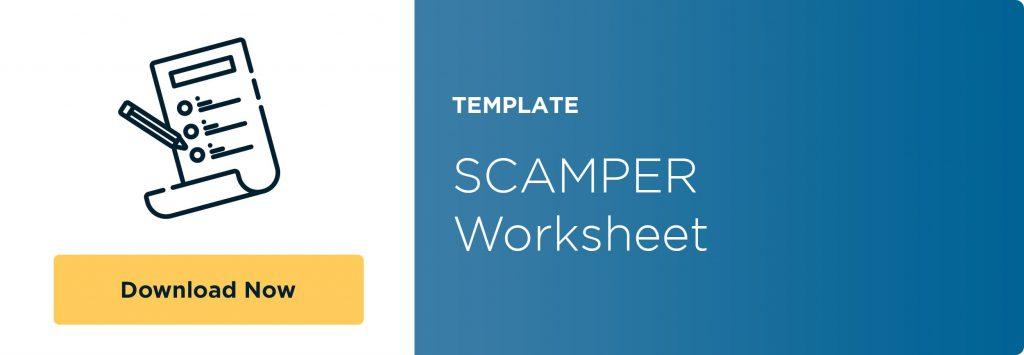 scamper-worksheet